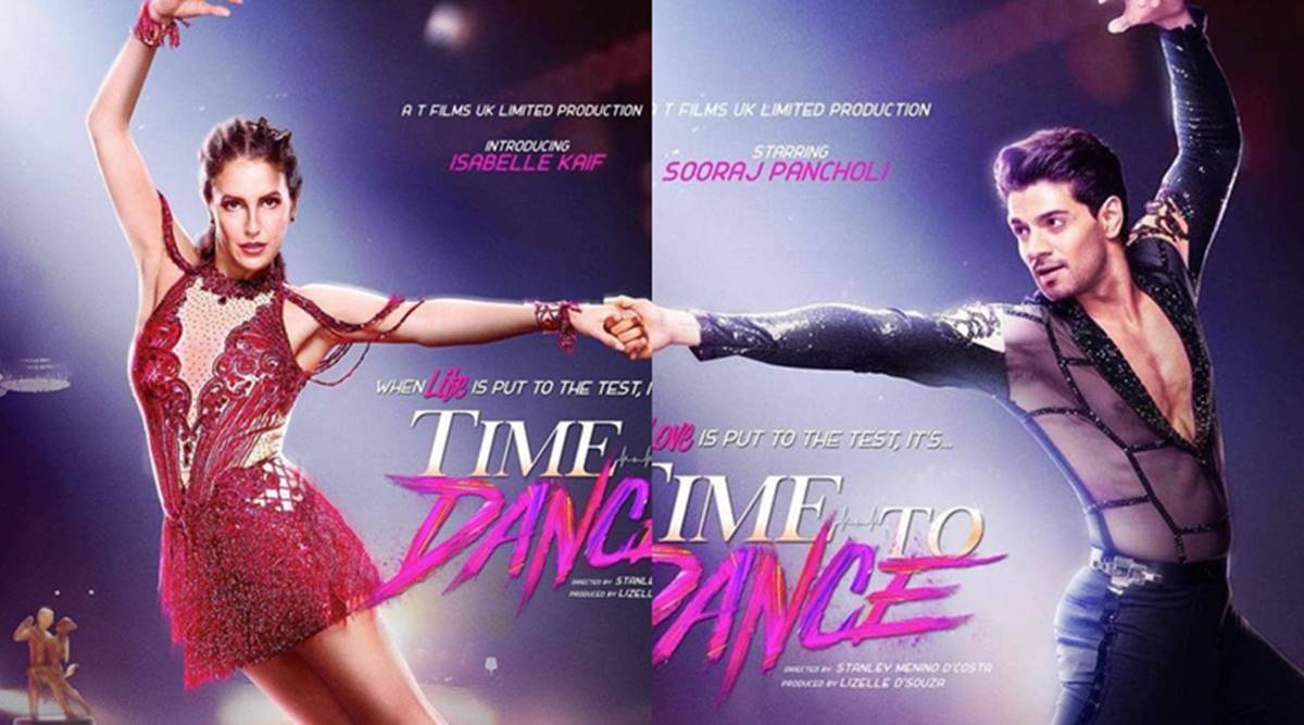 Isabella Kaif's First Film Time to Dance Gets Release Date | PINKVILLA